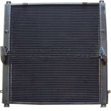 Caterpillar E330L excavator Hydraulic oil cooler